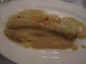 canelon de foie Piscolabis