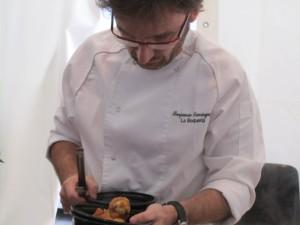 Benjamín Domínguez, Kiosko de la Boquería. Foto: Raúl Casañas