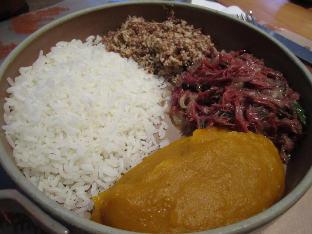 Carne seca. Brasil a gosto. Foto: Raúl Casañas