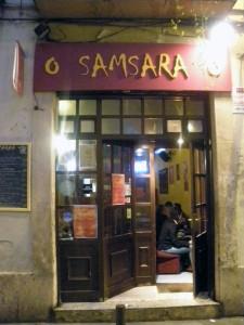 Local de tapas samsara