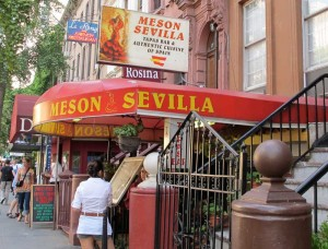Mesón Sevilla. Nueva York